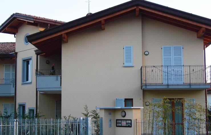Colori facciate excellent colori facciate esterne - Colori case esterne ...